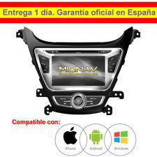 AUTORADIO/DVD/GPS/BT/IPOD/NAVI/RADIO PLAYER HYUNDAI ELANTRA MD/UD 2011-2014