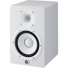 Yamaha HS7W Powered Studio Monitor in White - Authorized Dealer