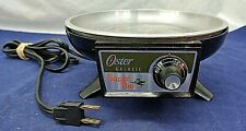 MID CENTURY OSTER GALAXIE SUPER PAN, ELECTRIC COOKER/HOT PLATE