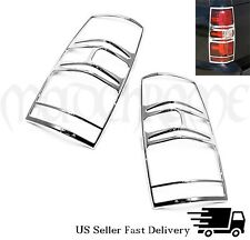 Chrome Covers For 07-14 Chevy Tahoe / GMC Suburban tail light