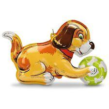 Hallmark 2016 Classic Canine Tin Toys Series Ornament