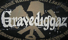 1994 Gravediggaz 6 FEET DEEP vtg 90s Promo WU-TANG hip hop De La Soul T-shirt