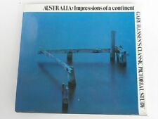 Australia : Impressions Of A Continent by GARY HANSEN - 1983 Hardcover
