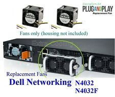 1x New replacement fan for Dell PowerConnect 8024 8024F Fan Assembly