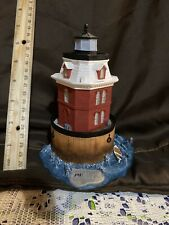 "Lighthouses - ""Sandy Point"" Maryland #167 - Harbour Lights 1995"