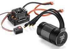 Hobbywing EZrun Combo max8 150a t-connecteur/moteur sl-4274-2200 1/8 #hw38010400