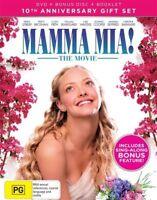 Mamma Mia! The Movie DVD NEW Region 4