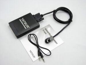 Yatour M06 Digital Music Changer For Alpine AI-NET IDA/TDA/CDA-78XX Series Radio