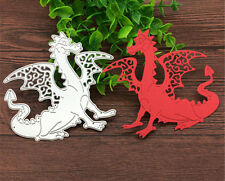 Pterosaurs Metal DIY Cutting Dies Stencil Album Card Paper Embossing Craft New