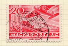Hungary 1936 Early Issue Fine Used 20f. 054494