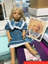 Annette Himstedt Puppe Alke 71 cm. Top Zustand