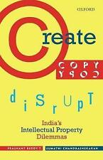Create, Copy, Disrupt, Hardback; Reddy T, Prashant; Chandrashekaran, Sumathi.