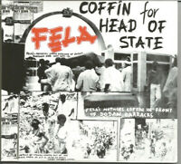 FELA KUTI Coffin For Head Of State / Unknown Soldier 2013 reissue CD NEW/SEALED
