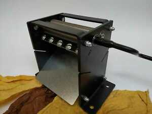 Tabakschneider PT 120 0,8mm,manuelle Schneidemaschine auf Kugellager