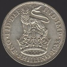 More details for 1933 george v one shilling | british coins | pennies2pounds