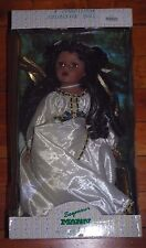 Seymour Mann Connoisseur Collection Aurora African American Black Angel Doll