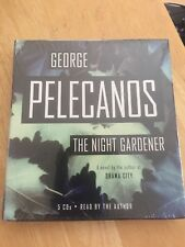 The Night Gardener by George P. Pelecanos (2006, CD, Abridged) Sealed Audiobook