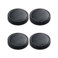 4 Pcs Rear Lens Cap for Samsung NX Mount Digital Cameras replacement