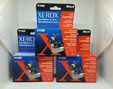 3x Xerox 008R12728 Black Tintenpatrone DocuPrint M750 Original NEU