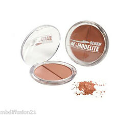 FARD A JOUES DE FINITION - BLUSH - DUO MARRON - BL2 - MAKE UP-MODELITE