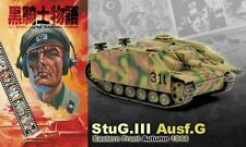 Dragon 1/72 Scale WWII German Black Knight 1944  StuG.III Ausf.G Tank 60413