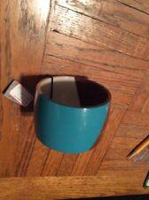 $38 Robert Lee Morris Tri Color Thick Bangle Bracelet M1