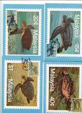 MALAYSIA MAXIMUM CARDS 1990 MARINW LIFE 3RD SERIES # 932
