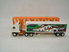 Winross Tractor Trailer Hershey 1990 Mack Ultraliner w/ Van Barn Design VGC 1/64