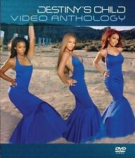 Video Anthology by Destiny's Child (DVD, May-2013, Sony Music Entertainment)