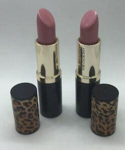 Estee Lauder Pure Color Envy Hi-Lustre Lipstick, (pink parfait) lot of 2