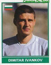 241 DIMITAR IVANKOV BULGARIA FIGURINE STICKER EURO ENGLAND 2004 MERLIN