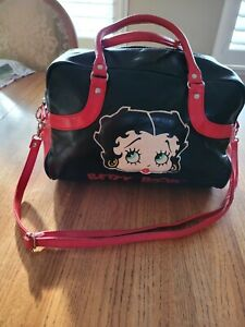 Bolso Bandolera Betty Boop Stepping out Courier Talla /única Character Messenger-Shoulder Bag Collection