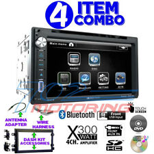 2005-2015 FORD F250/350/450/550 TOUCHSCREEN CD/DVD USB BLUETOOTH RADIO STEREO