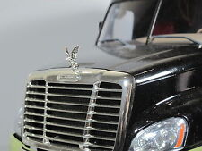 Front Hood Add-on Grill Ornament emblem Eagle Tamiya Toy Scale 1/14 King Hauler