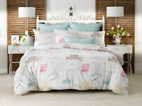 Bianca Laila Multi Doona|Duvet|Quilt Cover Set in All Sizes