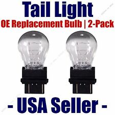 Tail Light Bulb 2pk - OE Replacement Fits Listed Ford Vehicles -- 3157