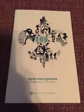 THE BOY SCOUT HANDBOOK - CENTENNIAL TIMELINE - 100 YEARS OF SCOUTING - NEW