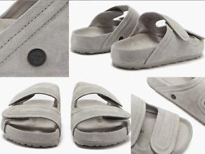 BIRKENSTOCK X TOOGOOD The Mud Larker Suede Sandals Mules Shoes 42