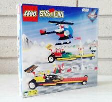 Lego Vintage 6568 classic DRAG RACE RALLY complete set with box & instructions