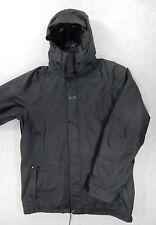 Oakley Anorak Fit Ski Snowboard Jacket (Mens XL) Black