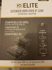 elite extender HDMI over IP 120m