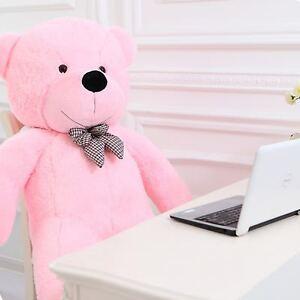Realistic Giant Teddy Bear Plush Large Stuffed Animals Light Big Huge Footprints