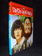 Drop Dead Fred (DVD 2003)No Scratches•US•Out-of-Print•Phoebe Cates•Carrie Fisher