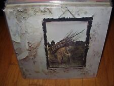 LED ZEPPELIN IV / 4 ( rock ) reissue record club