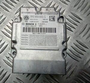 Volkswagen Touareg II 2012 control unit/module 7P0959655G