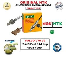 NGK NTK O2 OXYGEN LAMBDA SENSOR for VOLVO V70 LV 2.4 BiFuel 144 bhp 1998-1999