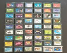 Authentic Nintendo Gameboy Advance Games GBA SP DS  Pick Game/s ~ Buy More/Save