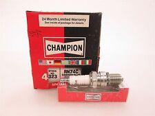 Champion RN74C SET OF 4 Spark Plugs 1946-1991 MG Ferrari VW Land Rover Dodge