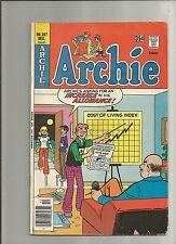 ARCHIE #267  JUGHEAD / BETTY / REGGIE / MR. LODGE / VERONICA  1977