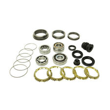 SYNCHROTECH FOR HONDA PRELUDE ACCORD EURO R U2Q7 T2W4 MASTER BRASS REBUILD KIT